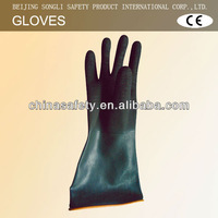 SLG-A3B Industry Latex Gloves With CE