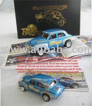 Revolution model car