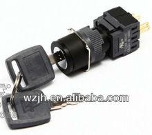 WZJH waterproof electrical push button Series,(Dia.16mm,CE,ROHS,IP40,IP65)