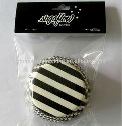 greaseproof chocolate holder/chocolate cupcakes