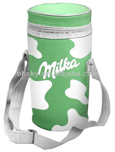2013 New arrival shoulder bottle cooler bag