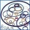 silicone & viton O-ring