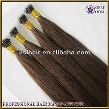 Wholesale Malaysian 22 Inch Nano Ring Virgin Remy Hair