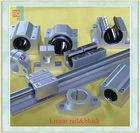 CNC round linear slider guide rail&block TBR series TBR20