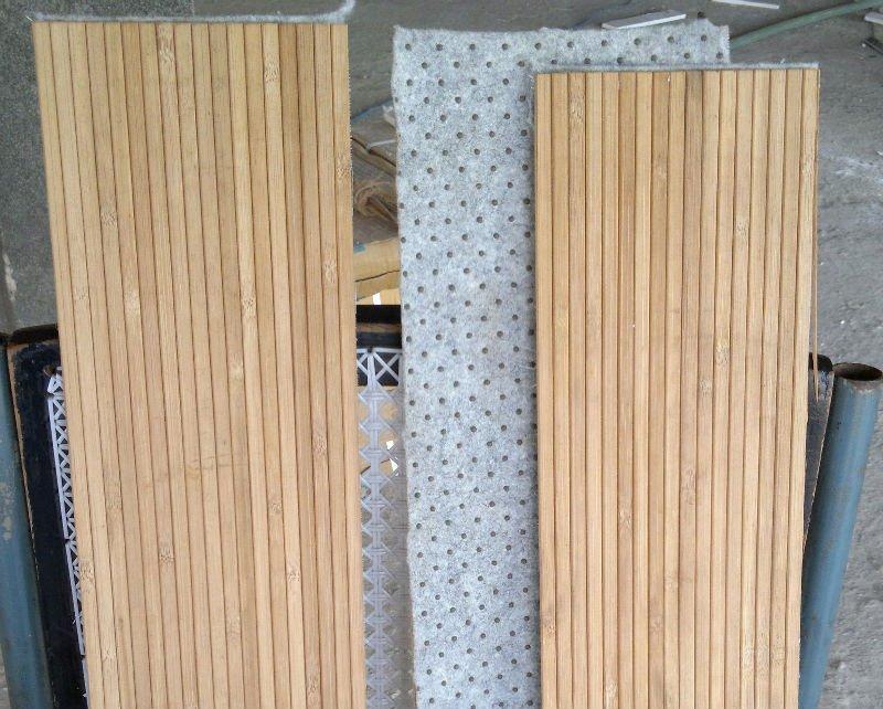 Bambou tapis