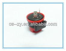 motorcycle led flasher relay 12v/electronic flasher relay/turn signal flasher