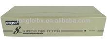 hot sale 250MHz 1*4 VGA to av Splitter
