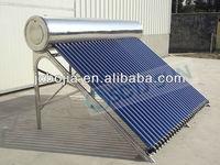2013 hot sale high pressure solar hot water heater
