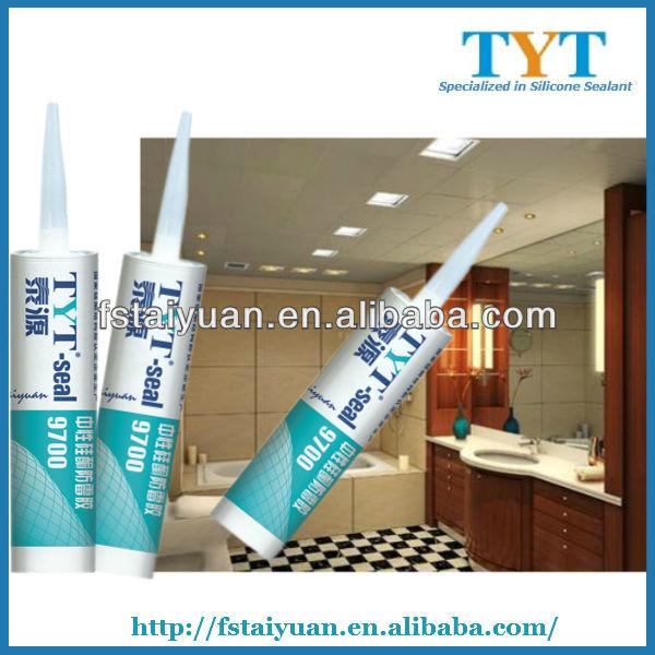 Neutral Anti-fungus Silicone Sealant TYT-9700