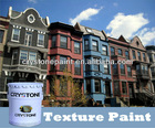 Construction Home decoration adhesive texture paint vivid effect with natrual pigment