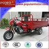 China Best Gasoline New Cheap Popular 2013 Cargo 250CC 3 Wheel Motor Scooter