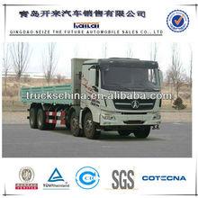 Lowest Price North Benz V3 Series 8X2 Diesel Cargo Truck