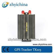 Cell phone gps tracking software&Tpekep TK103, Real time online tracking with 4 bands(850/900/1800/1900Mhz) gps tracker tk103