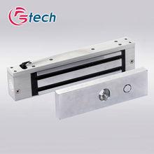 600lbs 12v 24v electromagnetic lock hanging installation