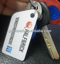High Quality Loyalty Program use Custom Shape RFID NFC Key fobs