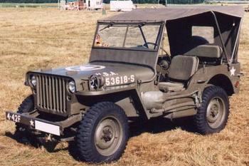 Willys Jeep Replica