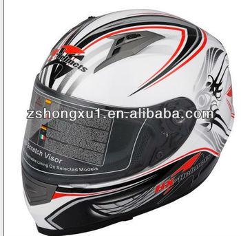 ABS flip up motorcycle racing helmet X302
