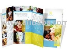 Brochure . company profile printing