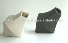 Angular Ceramic Vase-VS-228