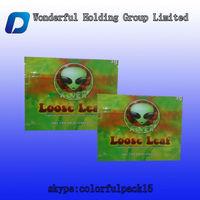 Loose Leaf potpourri/herbal incense bag/spices/zip lock bag