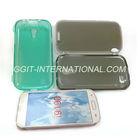 TPU case for galaxy s4 mini i9190 Flip Cover