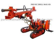 blast hole drilling rig