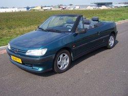 Peugeot 306 convertible 1996