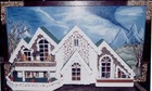 Stanislaus 3-D wood houses # 1