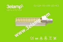 G24 LED lamp 11W - New Centry