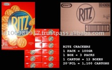 Ritz galletas 300gr