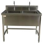 kitchen sink steel king