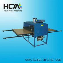 2013 new style of fashion all over print t-shirts large heat press machine
