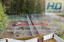 dog kennel panel/wire mesh pet dog collar/1.8x1.2m dog fence