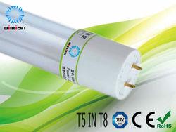 nano light T5 in T8 energy saving light(T5 repalce T8)