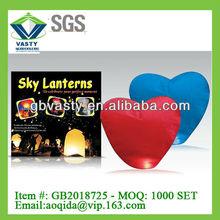 big size paper luminary sky lantern