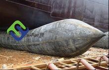 marine inflatable boat/caisson salvage air lifting bags Qingdao