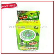 Hot sale Beyblade spinning metal top, Super Battle top toys with light