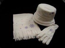Hat, Scarf, Glove