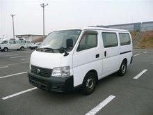 NISSAN CARAVAN 2005 ID{678} JAPANESE USED CARS SECOND HAND VEHICLE