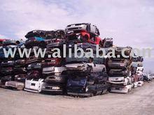 Scrap Car Metal