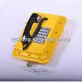 Métro téléphone système câble boîte de jonction