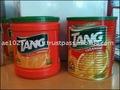 tang naranja instantánea bebida en polvo