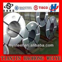 Prime st02z regular spangle galvanized steel coil buyer