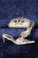 Shoe & Handbag From Claron
