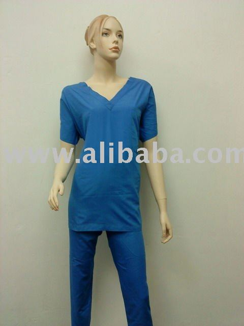 Customized Nurses Uniform