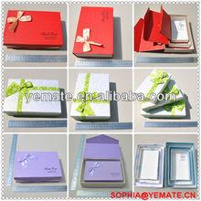 Alibaba de China Fabricante de caja de regalo de papel impreso estilo del libro