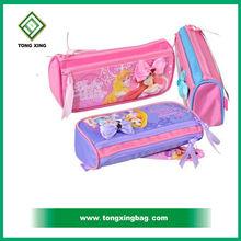 2013 Cheap School Office 600D Cute Kids Pencil Case