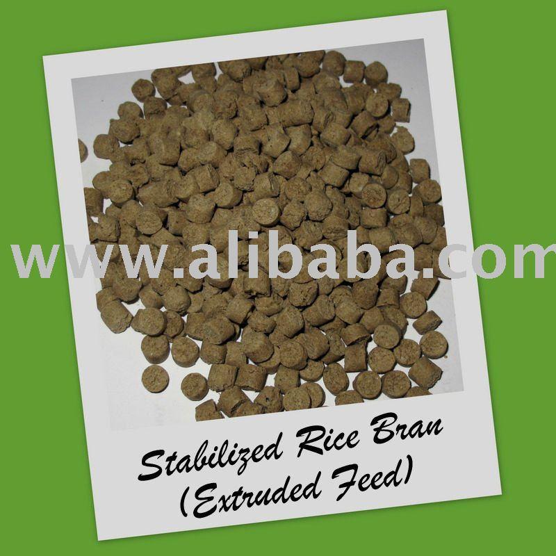 crusca di riso stabilizzata