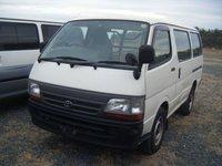 2004 TOYOTA Hiace TRH102V-0004880 USED CAR FOB US$5750