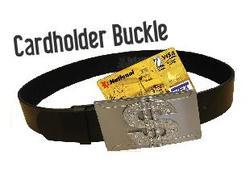 Card Holder Buckle